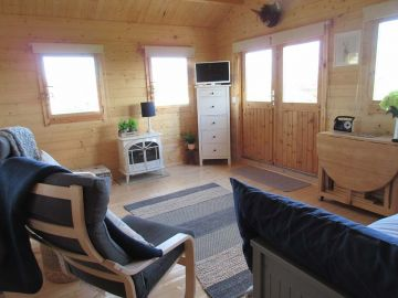The cabin 06